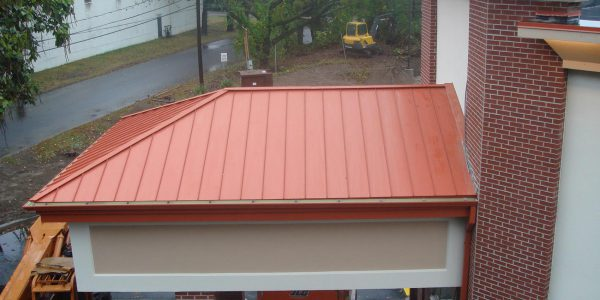 CVS Commercial Roofing Project