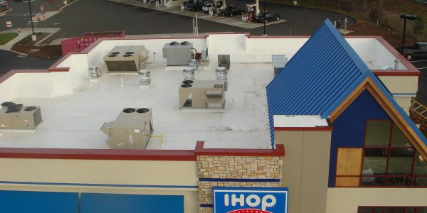 IHOP Commercial Roofing Project